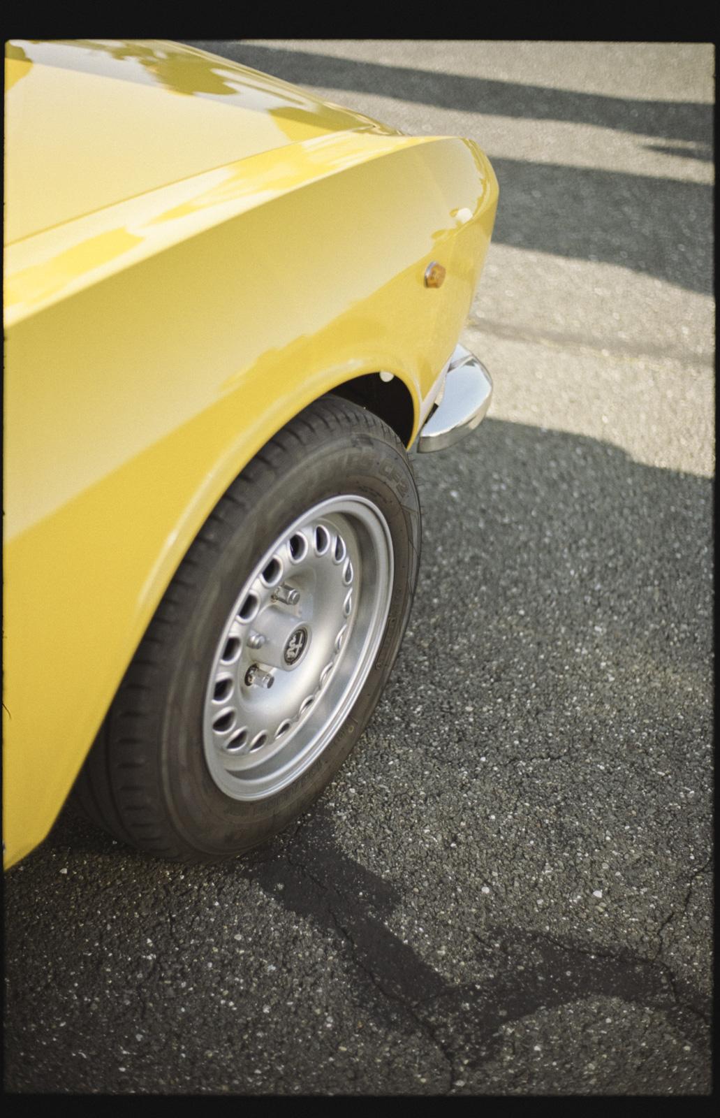 Vintage classic car oldtimer