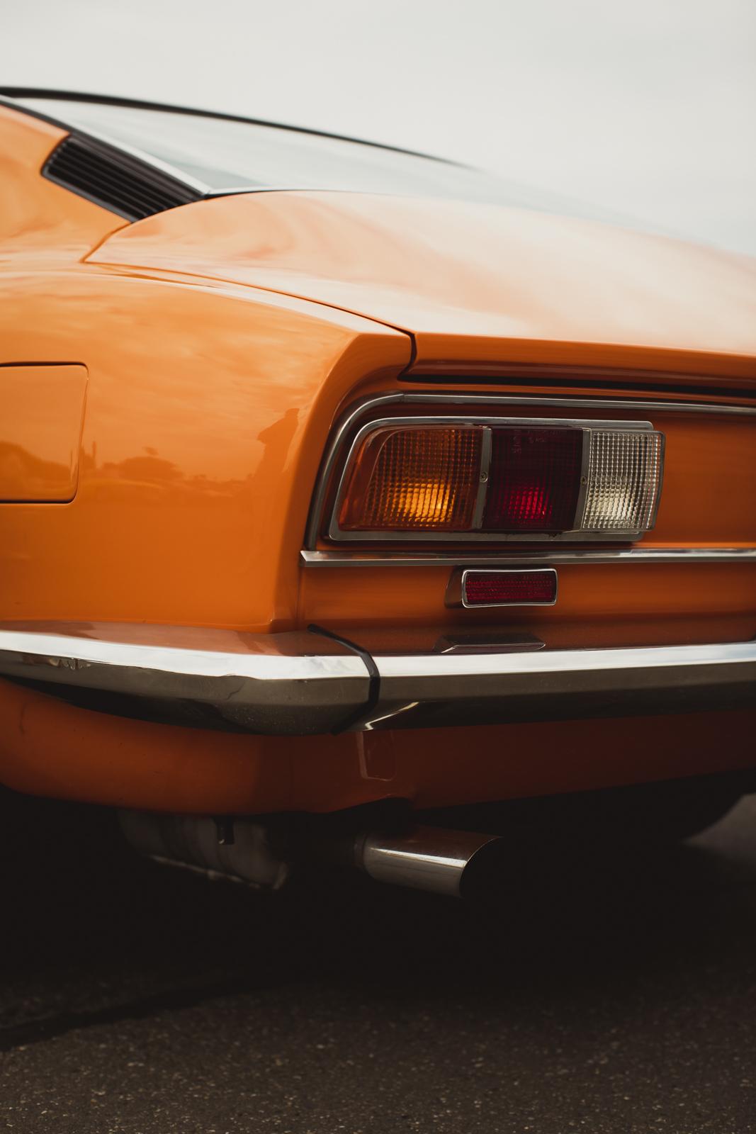 Italian Fiat Dino 2400 Coupé