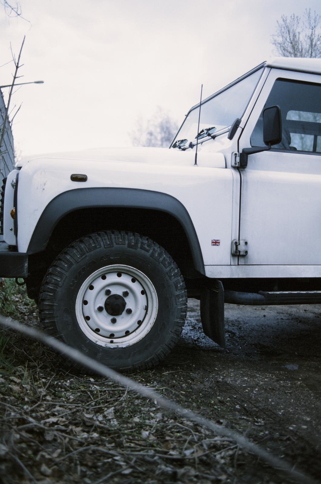 Kodak E100 SW