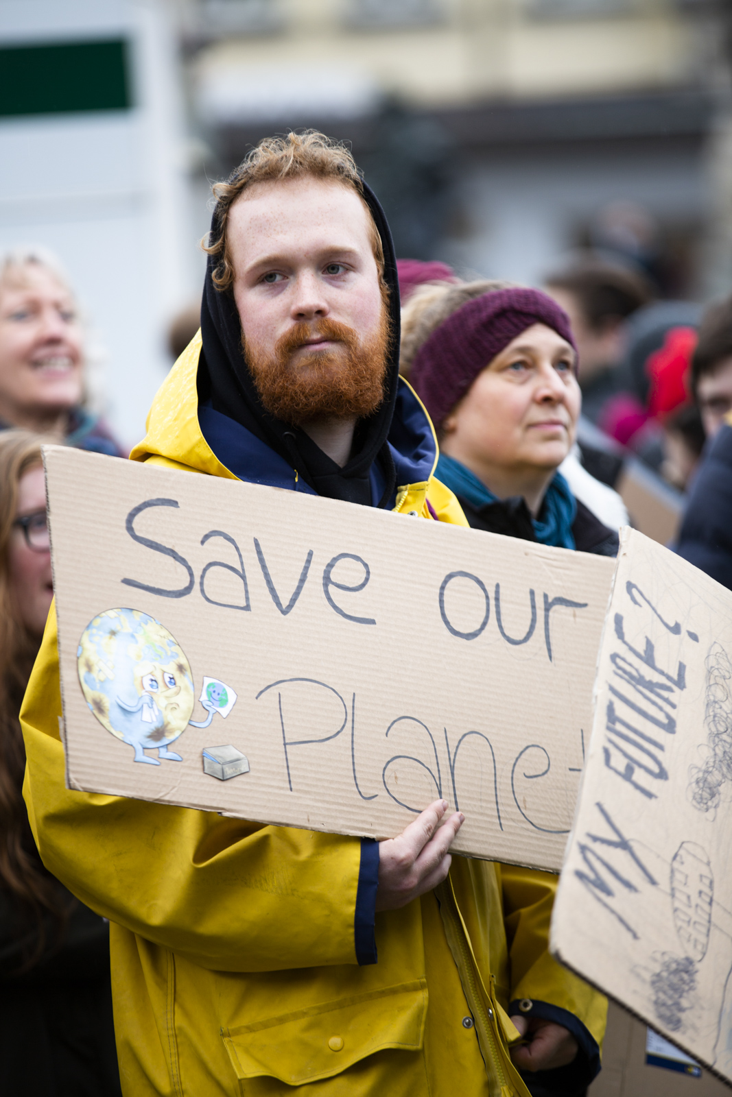 Fridays for future (March 15 2019)