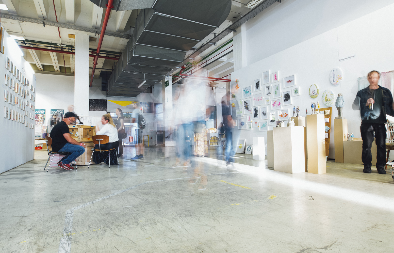 Kunstsupermarkt – supermART #9
