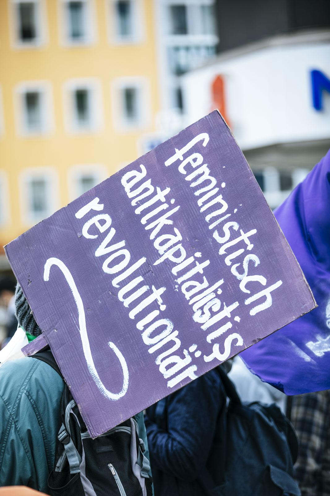 Labor Day - Demonstration 05-01-2021